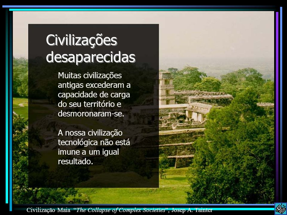 Civilizações desaparecidas