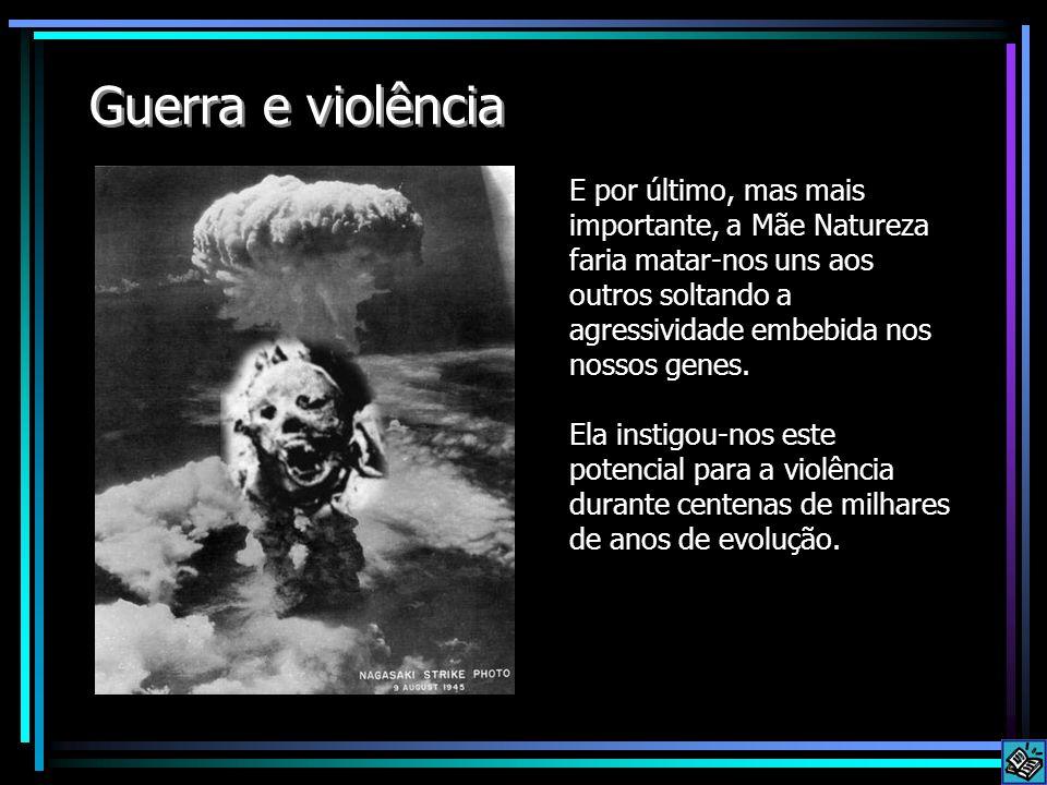 Guerra e violência