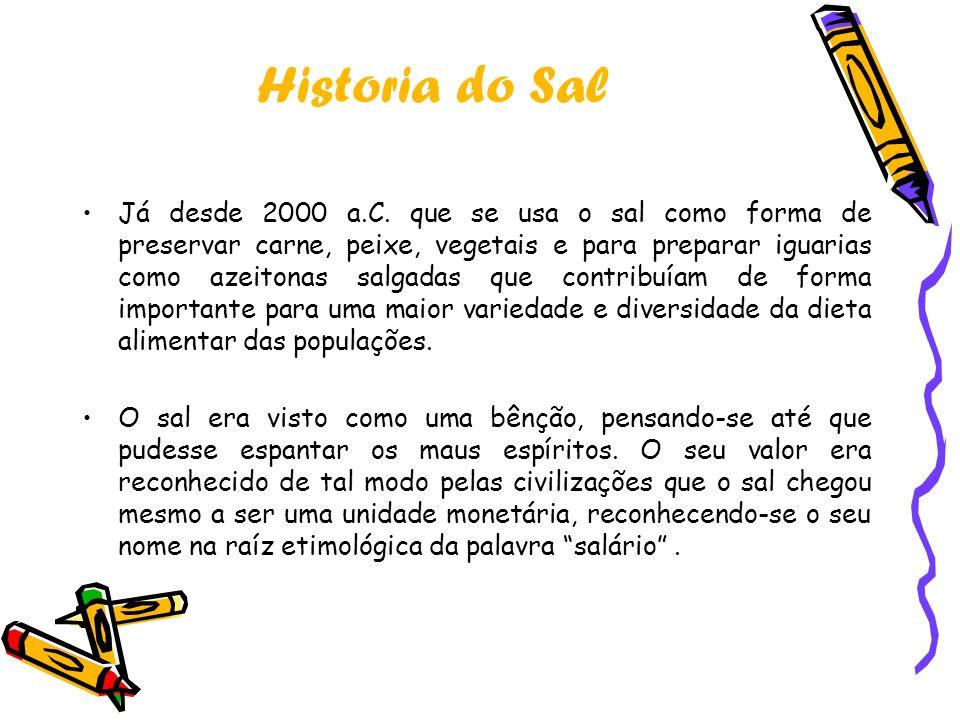 Historia do Sal