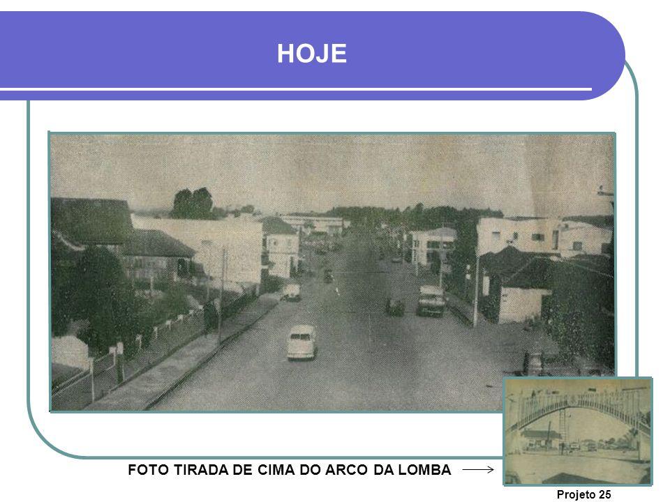 FOTO TIRADA DE CIMA DO ARCO DA LOMBA