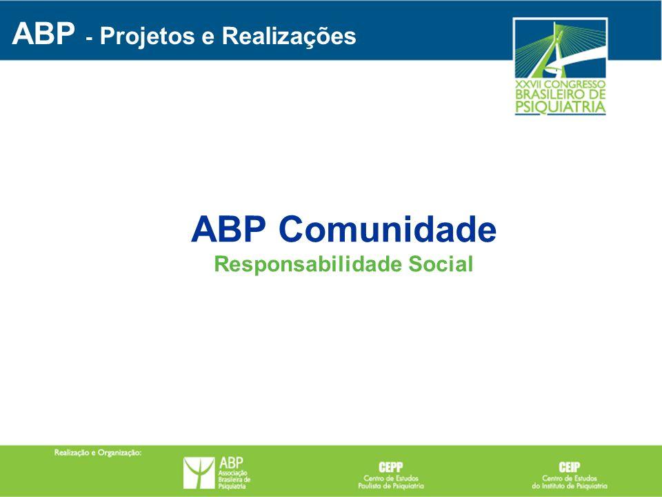 ABP Comunidade Responsabilidade Social