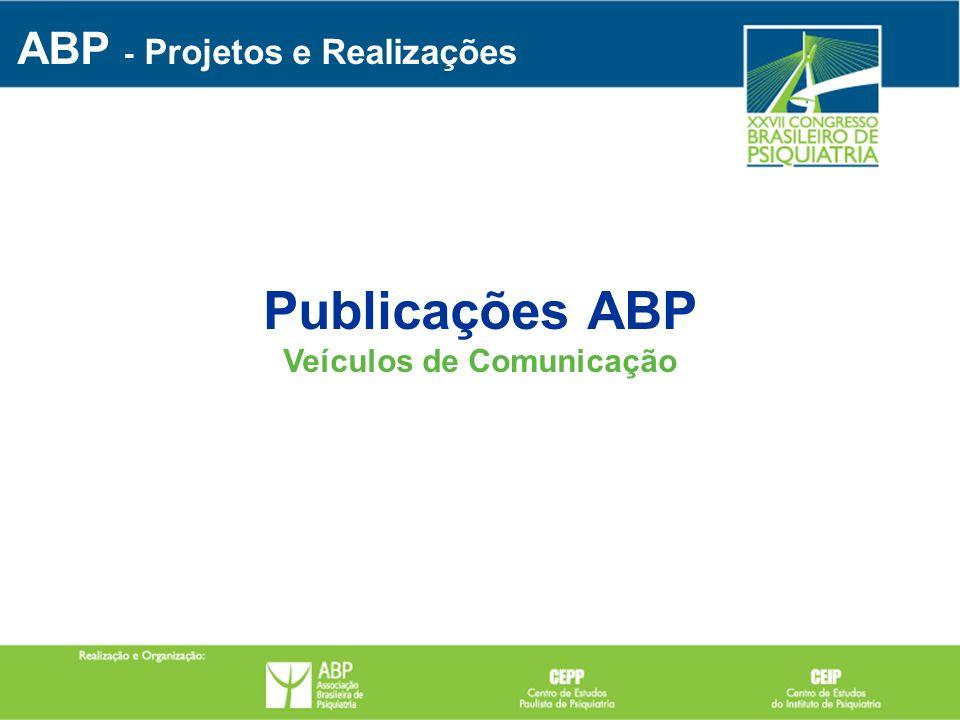 Publicações ABP Veículos de Comunicação