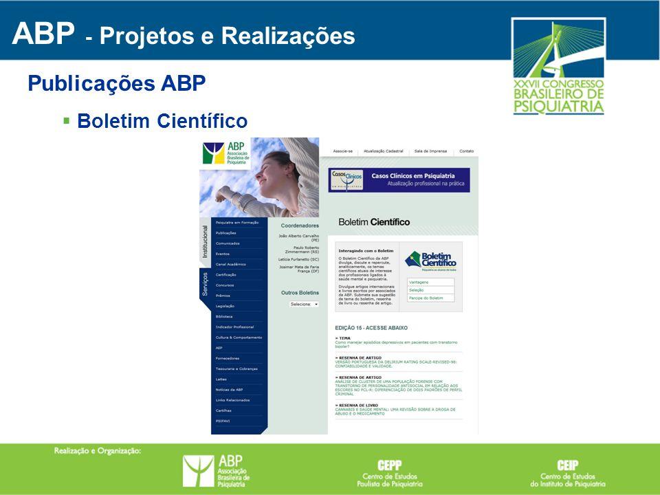 ABP - Projetos e Realizações