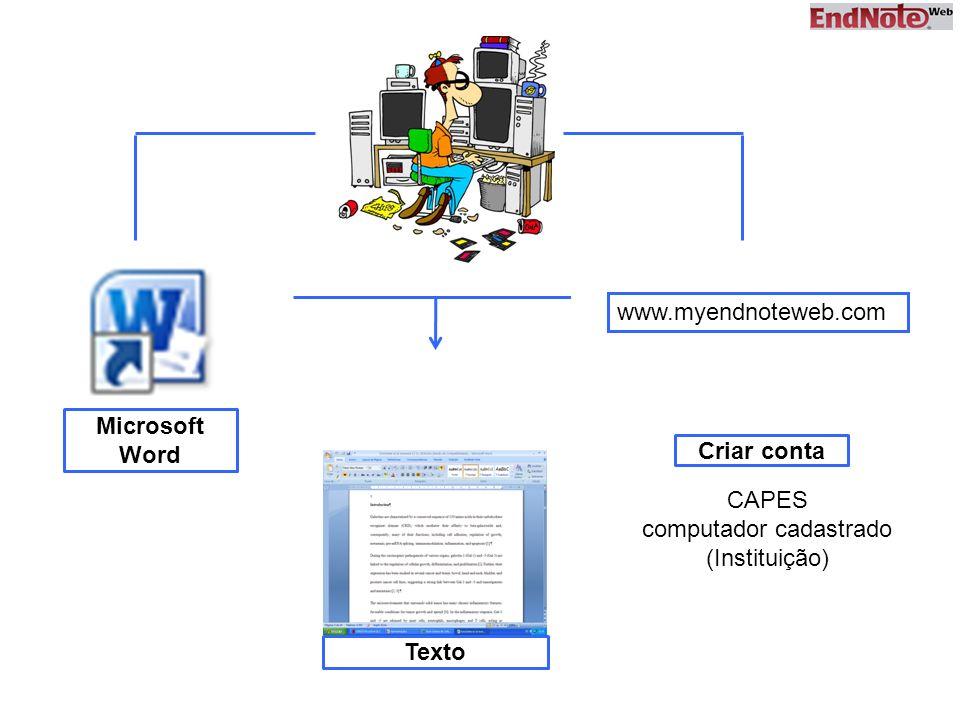 computador cadastrado