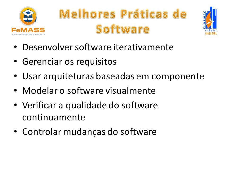Melhores Práticas de Software