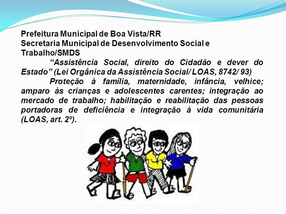 Prefeitura Municipal de Boa Vista/RR