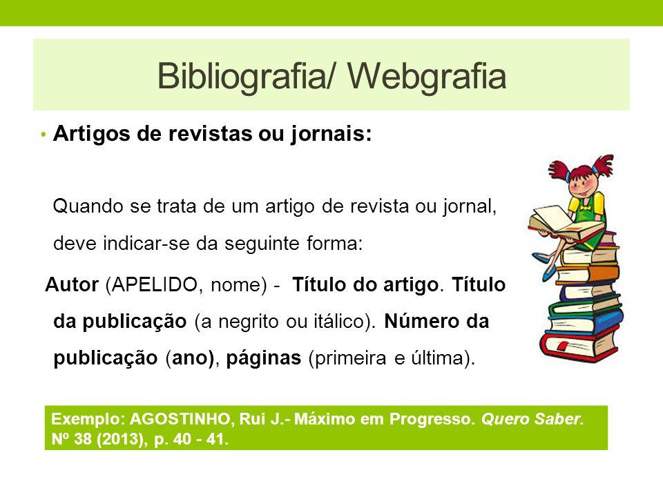 Bibliografia/ Webgrafia