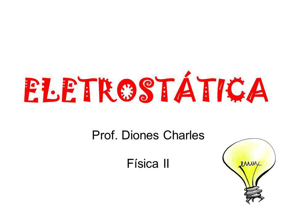 Prof. Diones Charles Física II