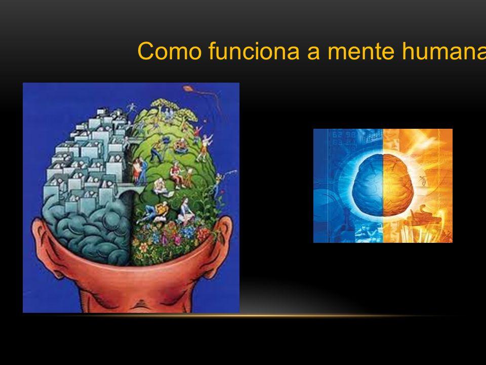 Como funciona a mente humana