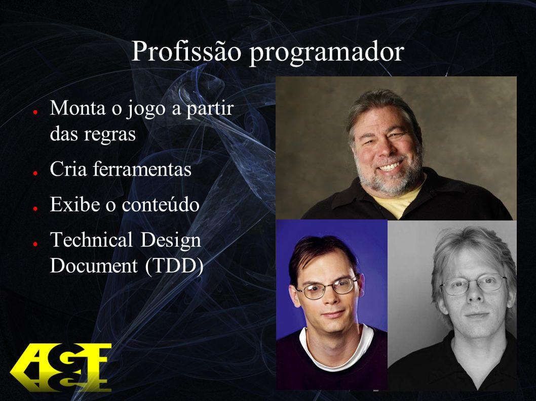 Profissão programador