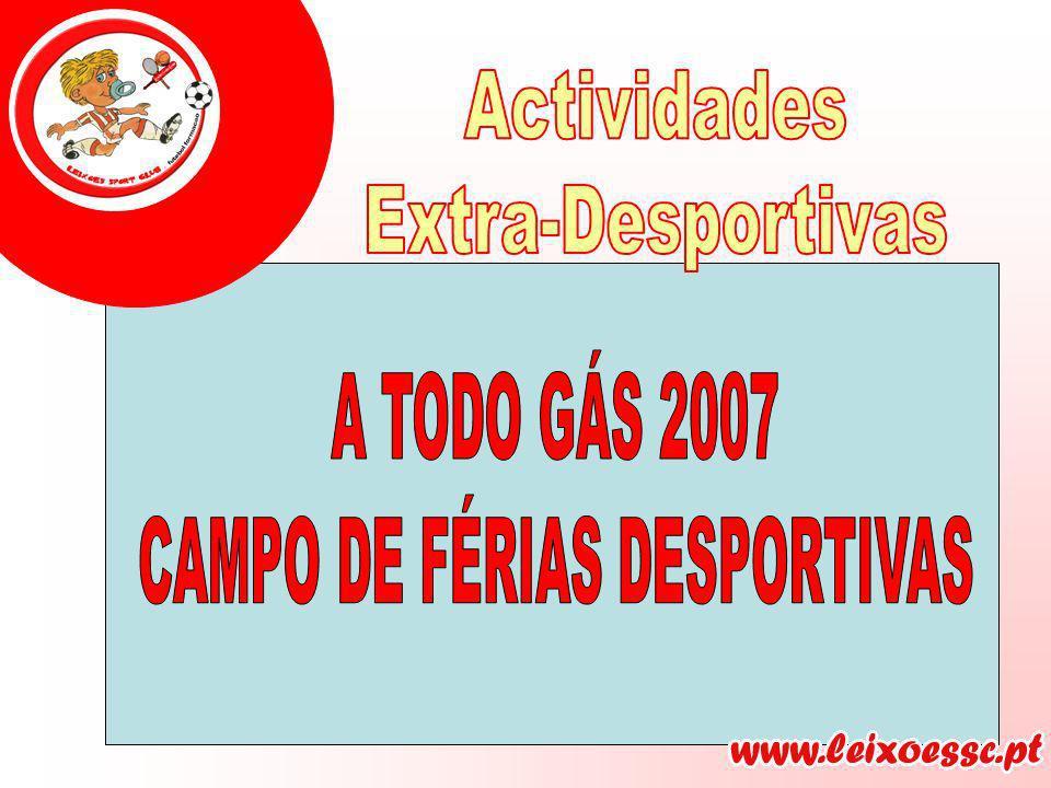CAMPO DE FÉRIAS DESPORTIVAS