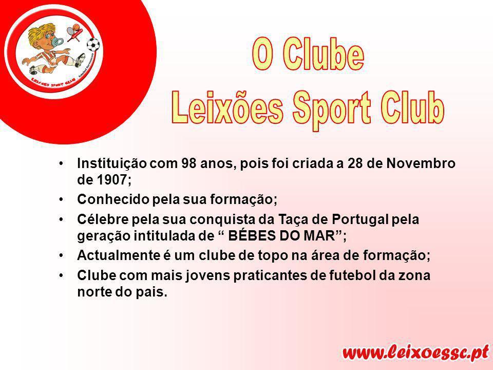 O Clube Leixões Sport Club
