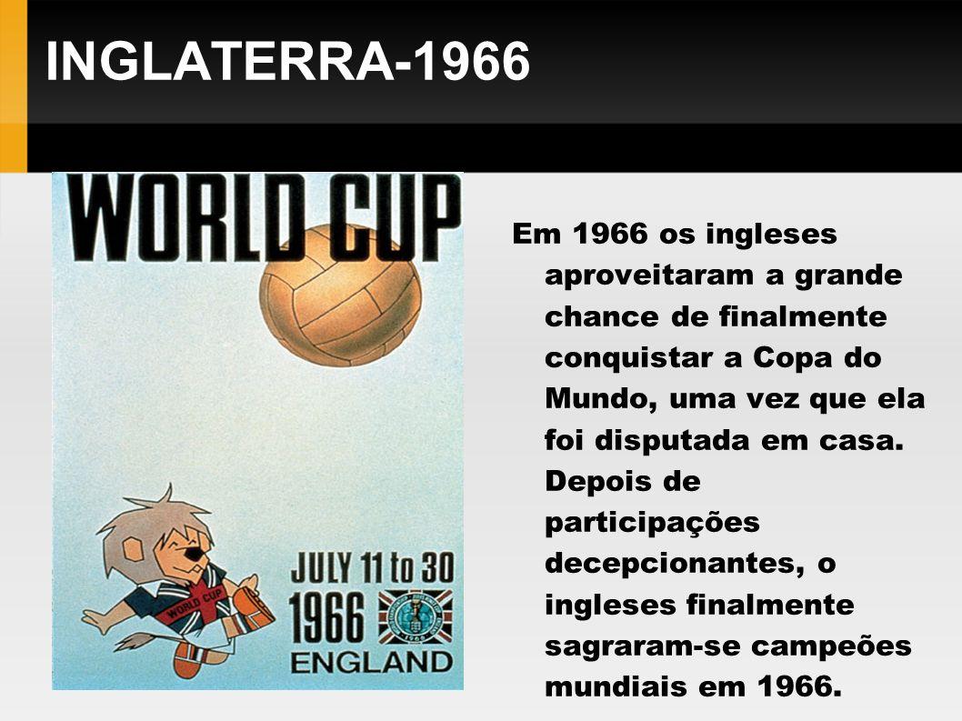 INGLATERRA-1966