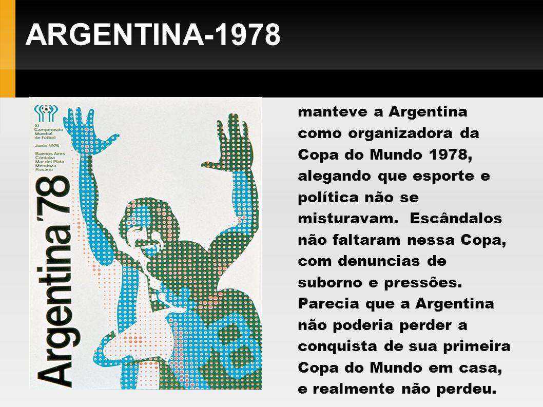 ARGENTINA-1978
