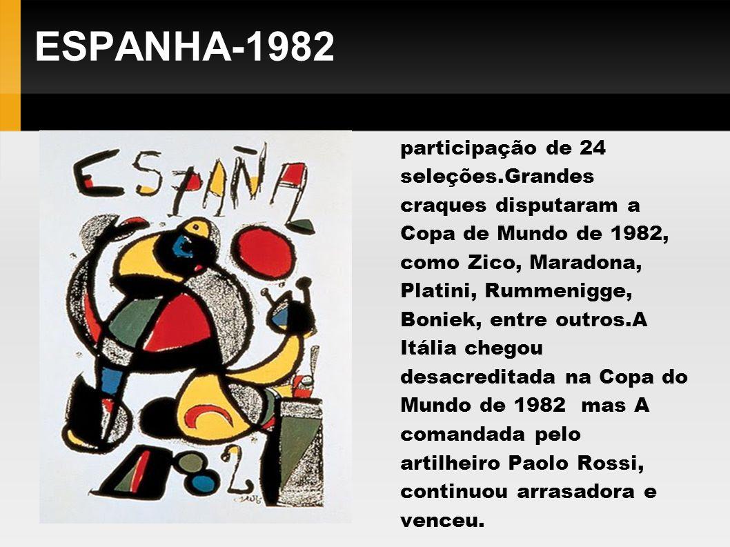 ESPANHA-1982