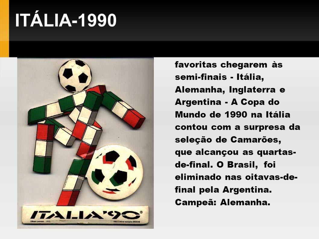 ITÁLIA-1990