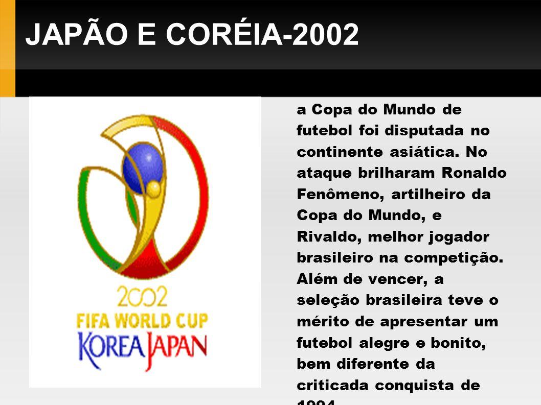 JAPÃO E CORÉIA-2002