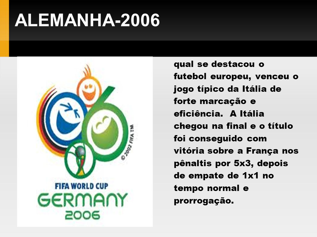 ALEMANHA-2006