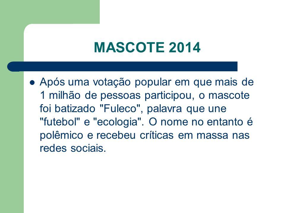 MASCOTE 2014