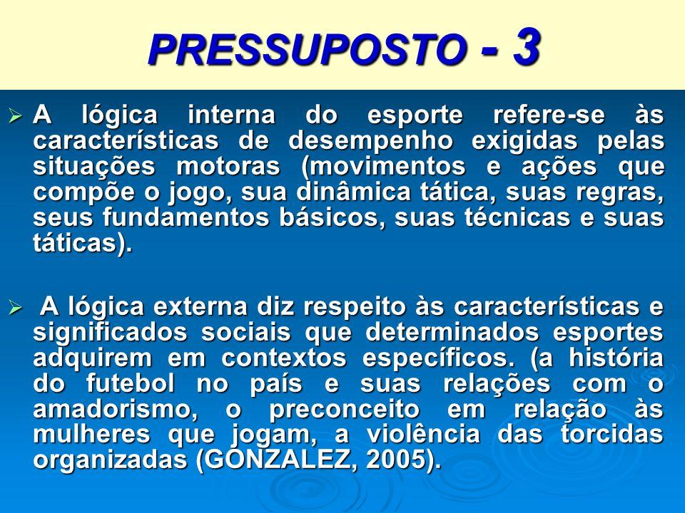 PRESSUPOSTO - 3
