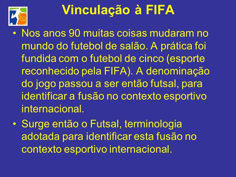 Vinculação à FIFA