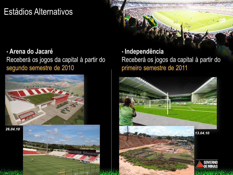 Estádios Alternativos