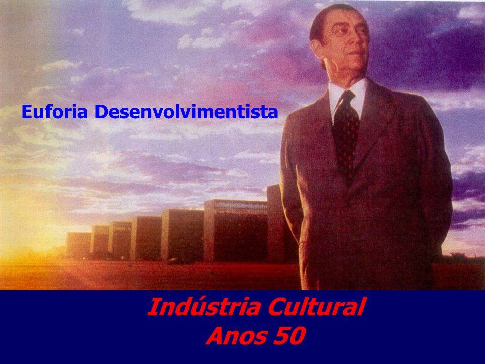 Indústria Cultural Anos 50