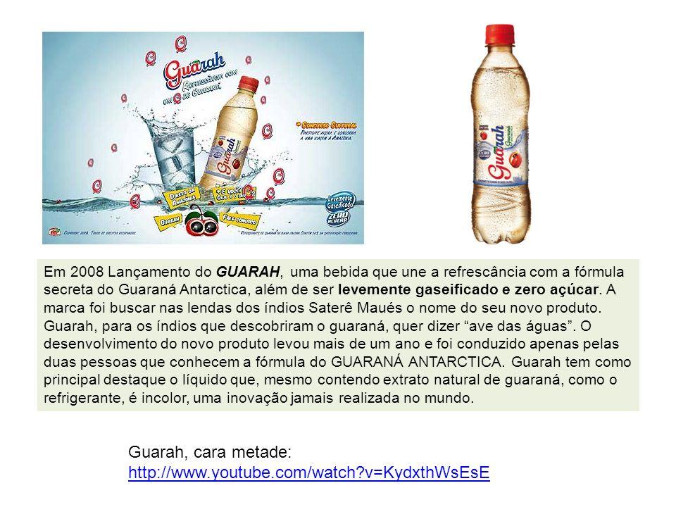 Guarah, cara metade: http://www.youtube.com/watch v=KydxthWsEsE