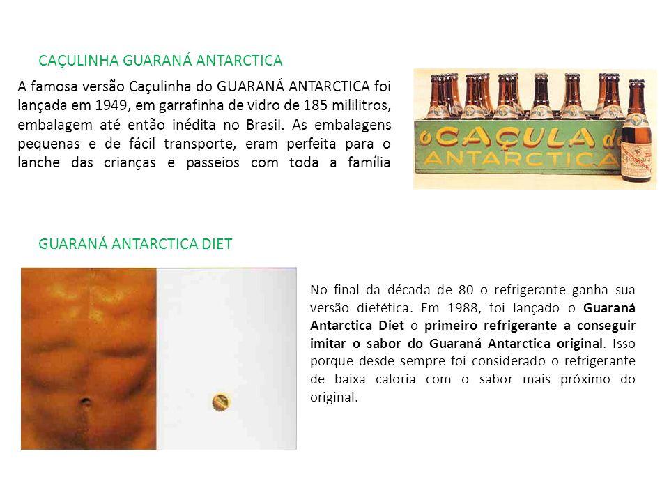 CAÇULINHA GUARANÁ ANTARCTICA
