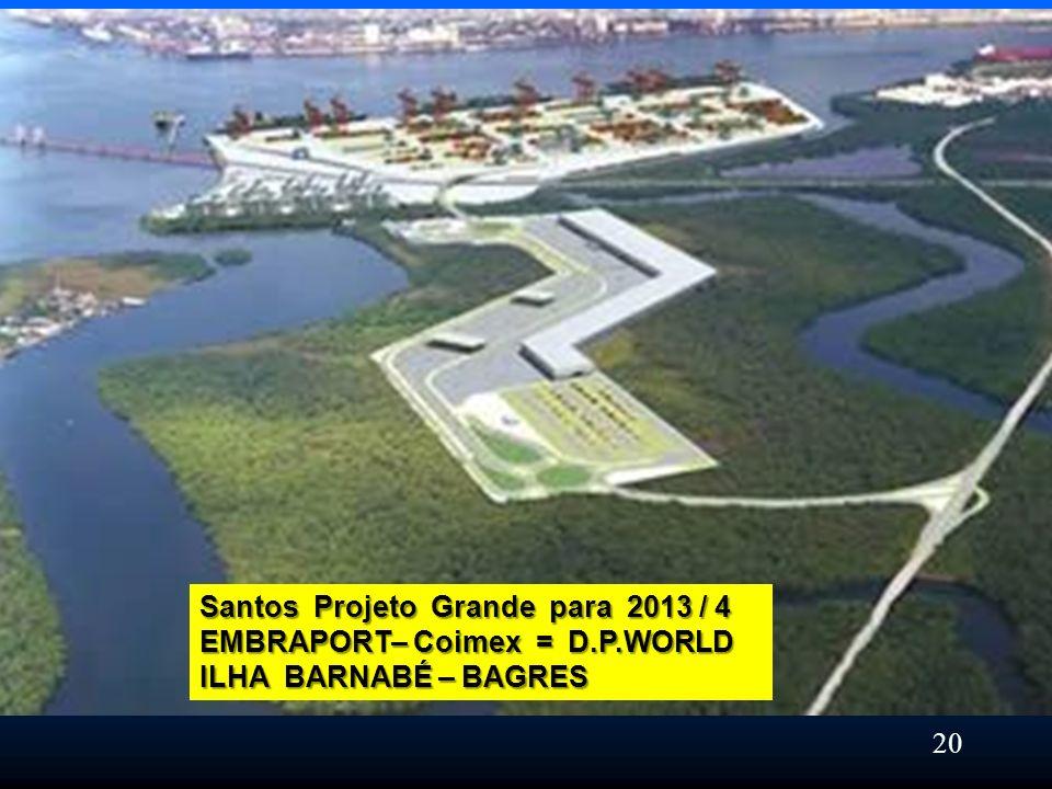 Santos Projeto Grande para 2013 / 4