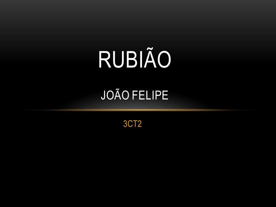rubiÃO João felipe 3CT2