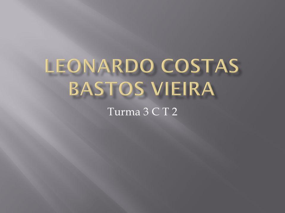 Leonardo Costas Bastos Vieira