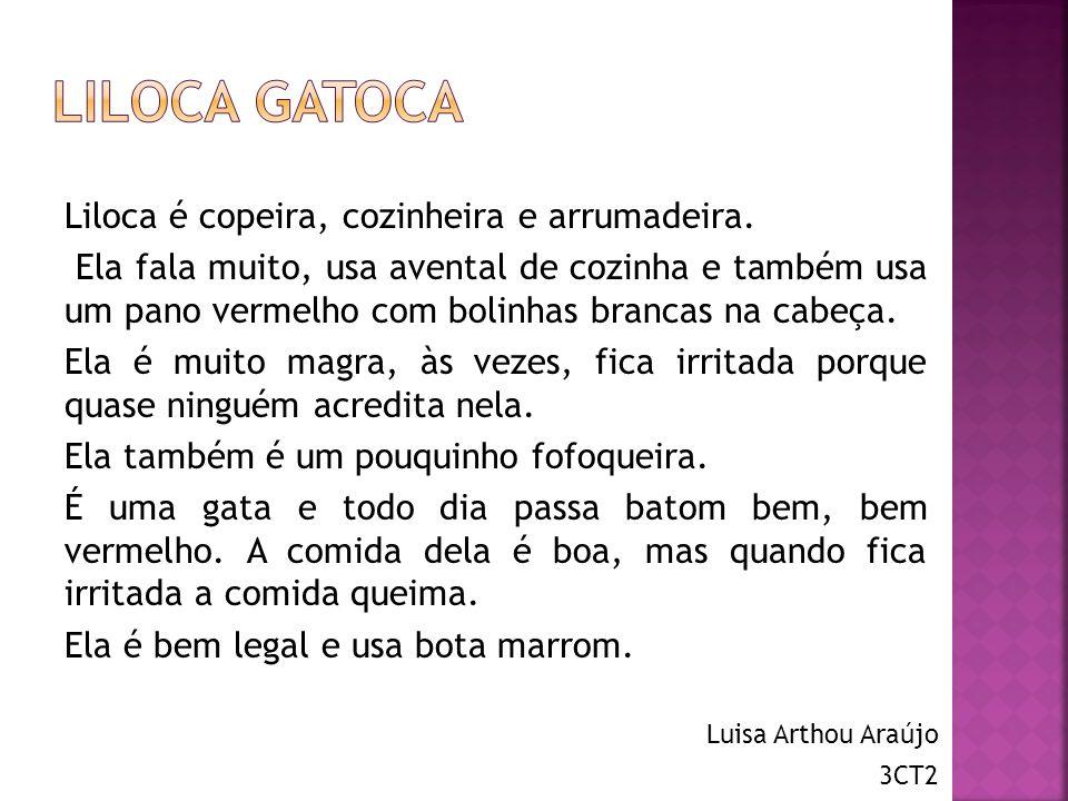 Liloca gatoca