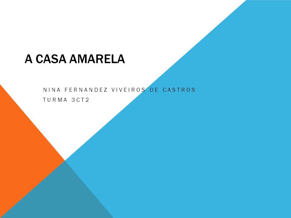 Nina Fernandez Viveiros de Castros Turma 3CT2