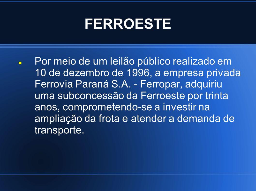 FERROESTE