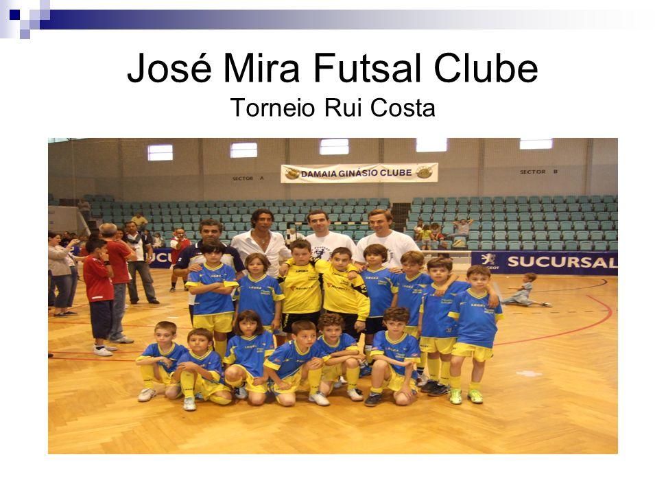 José Mira Futsal Clube Torneio Rui Costa