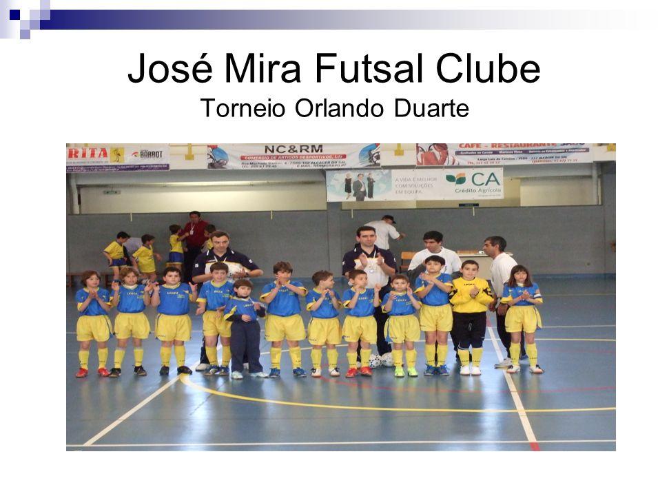 José Mira Futsal Clube Torneio Orlando Duarte