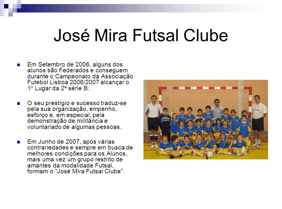 José Mira Futsal Clube
