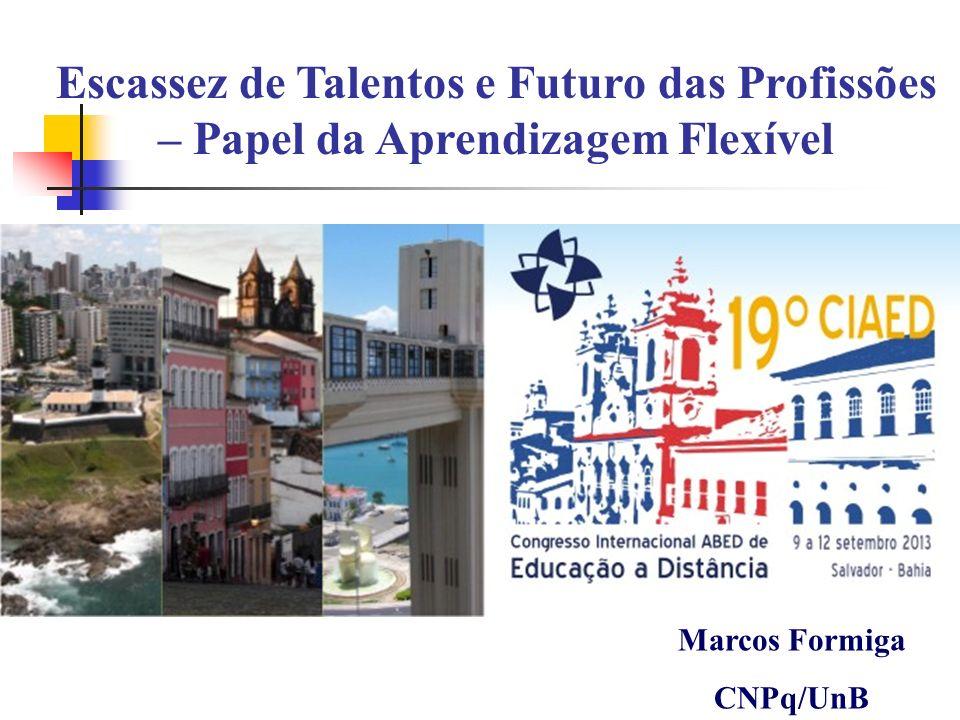 Escassez de Talentos e Futuro das Profissões – Papel da Aprendizagem Flexível