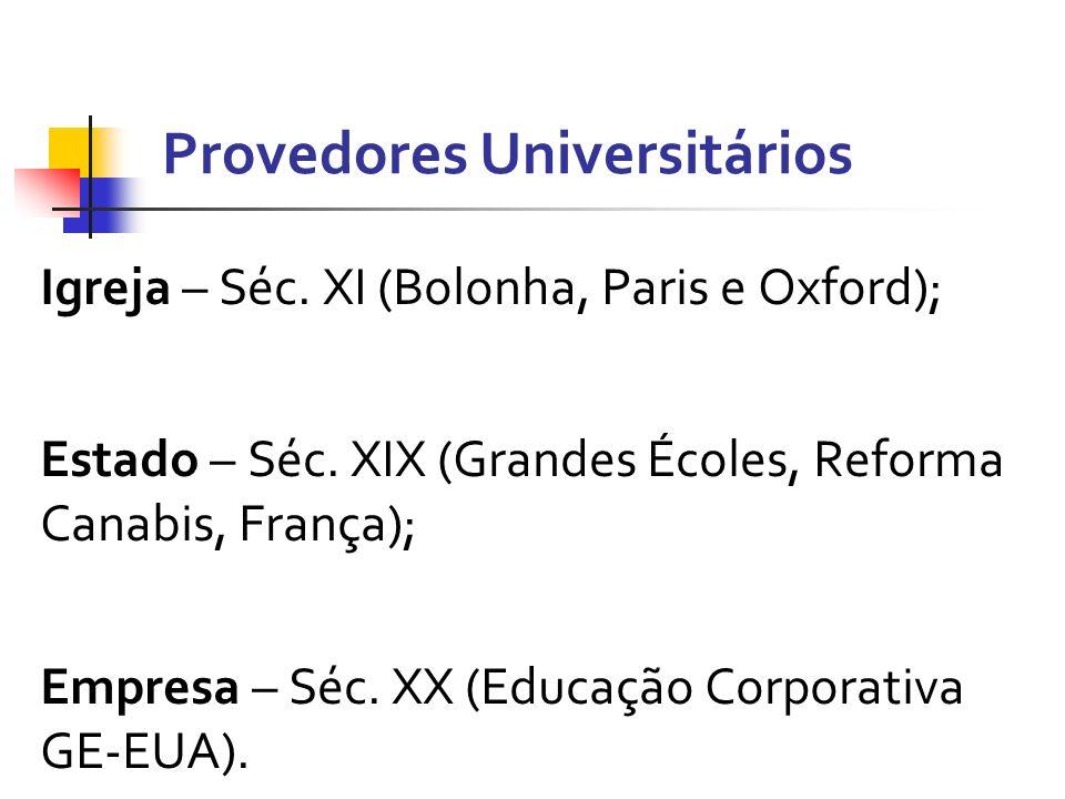 Provedores Universitários