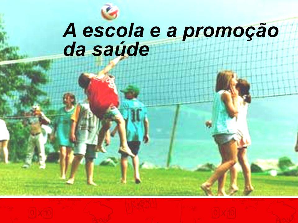 A escola e a promoção da saúde