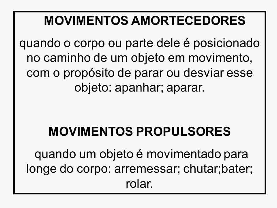 MOVIMENTOS PROPULSORES