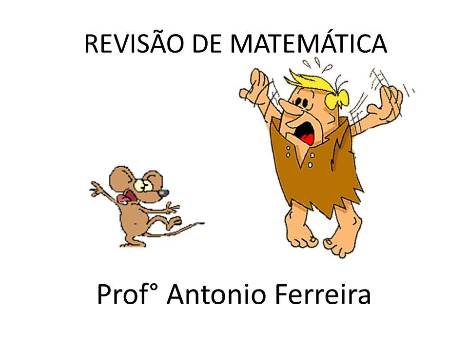 Prof° Antonio Ferreira