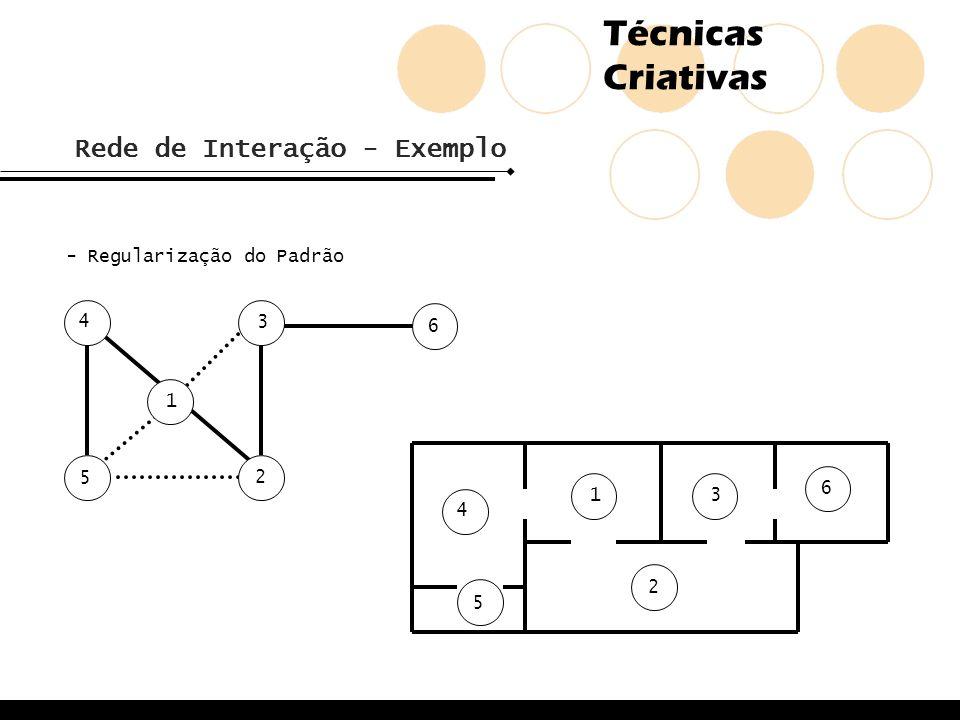 Rede de Interação - Exemplo