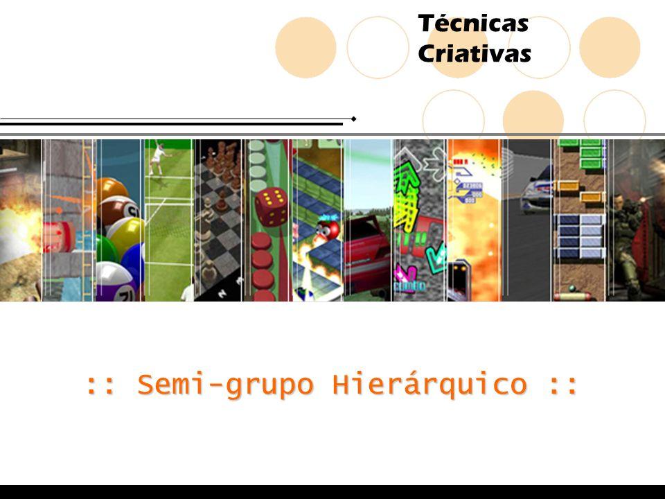 :: Semi-grupo Hierárquico ::