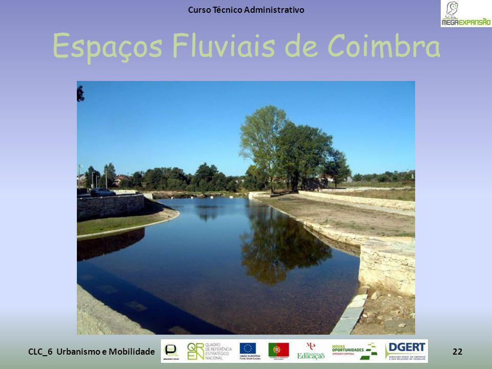 Espaços Fluviais de Coimbra