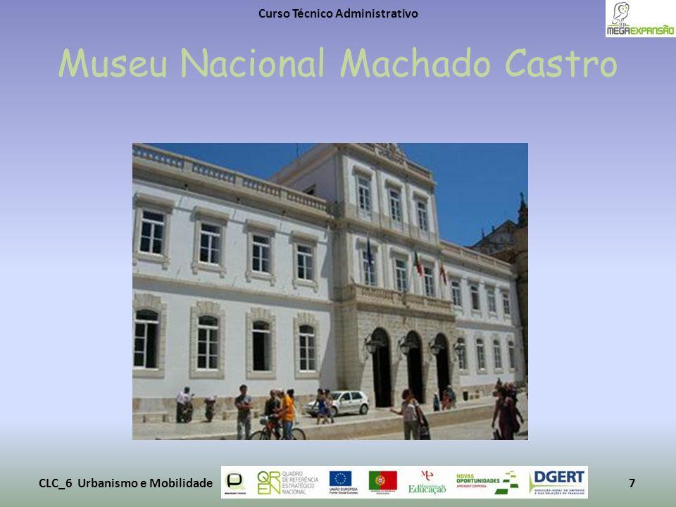 Museu Nacional Machado Castro