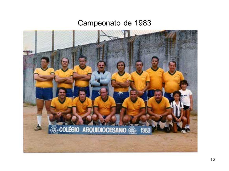 Campeonato de 1983 12
