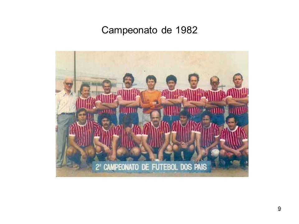 Campeonato de 1982 9