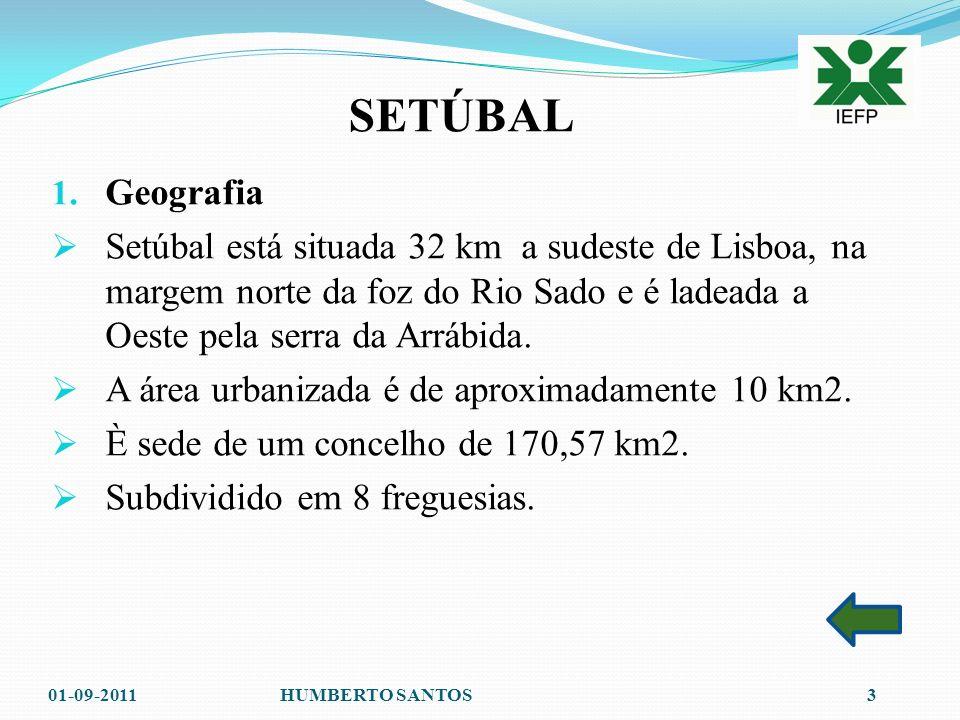 A área urbanizada é de aproximadamente 10 km2.